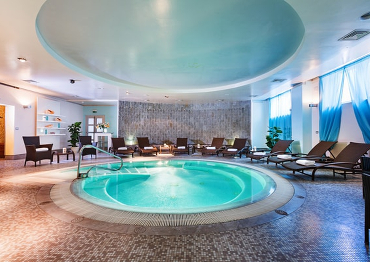A WELLNESS DAY…ONLY FOR YOU! Towers Hotel Stabiae Sorrento Coast Castellammare di Stabia