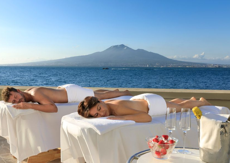 MASSAGGI Towers Hotel Stabiae Sorrento Coast Castellammare di Stabia
