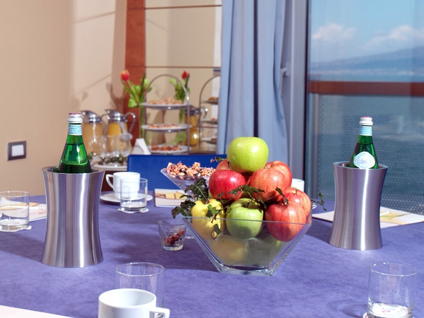 Break-out rooms towers hotel stabiae sorrento coast castellammare di stabia