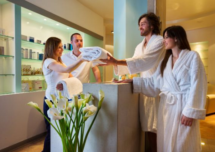 BEAUTY TREATMENTS Towers Hotel Stabiae Sorrento Coast Castellammare di Stabia
