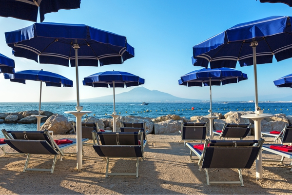 Playa privada towers hotel stabiae sorrento coast castellammare di stabia