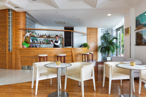 Bar acquerello towers hotel stabiae sorrento coast castellammare di stabia